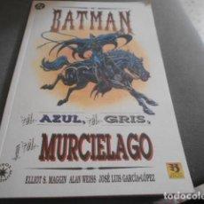 Cómics: BATMAN - EL AZUL EL GRIS Y EL MURCIELAGO. Lote 197558783