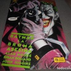 Cómics: BATMAN - LA BROMA ASESINA. Lote 197559786