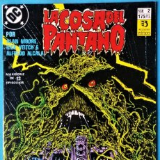 Cómics: LA COSA DEL PANTANO Nº 2 DE 12 (MAXISERIE) ''BUEN ESTADO''. Lote 197721210