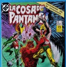 Cómics: LA COSA DEL PANTANO Nº 7 DE 12 (MAXISERIE) ''MUY BUEN ESTADO''. Lote 197721456