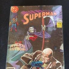 Comics : ZINCO DC SUPERMAN NUMEROS DEL 113 AL 117 NORMAL ESTADO. Lote 197743273