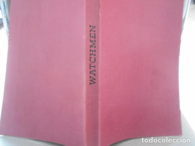 COLECCION COMPLETA EN 12 NUMEROS DE WATCHMEN DE 1987 - EN 1 TOMO DE TAPA BLANDA (Tebeos y Comics - Zinco - Otros)