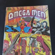 Cómics: ZINCO DC OMEGA MEN NUMEROS DEL 6 AL 10 NORMAL ESTADO. Lote 197771075
