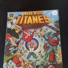 Cómics: ZINCO DC NUEVOS TITANES NUMEROS DEL 16 AL 20 BUEN ESTADO. Lote 197771198