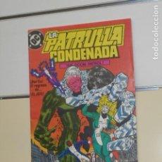 Comics: LA PATRULLA CONDENADA Nº 15 - ZINCO. Lote 197813822