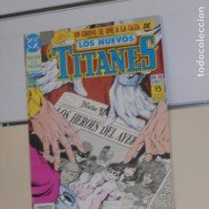 Comics: LOS NUEVOS TITANES Nº 35 - ZINCO. Lote 231584015
