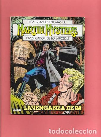 MARTIN MYSTERE NUMERO 2 LA VENGAZA DE RA (Tebeos y Comics - Zinco - Otros)