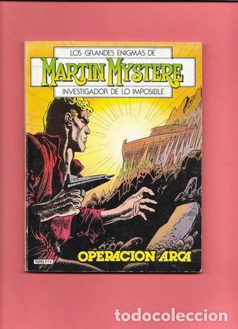MARTIN MYSTERE NUMERO 3 OPERACION ARCA (Tebeos y Comics - Zinco - Otros)