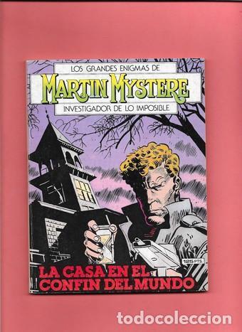MARTIN MYSTERE NUMERO 5 LA CASA EN EL CONFIN DEL MUNDO (Tebeos y Comics - Zinco - Otros)