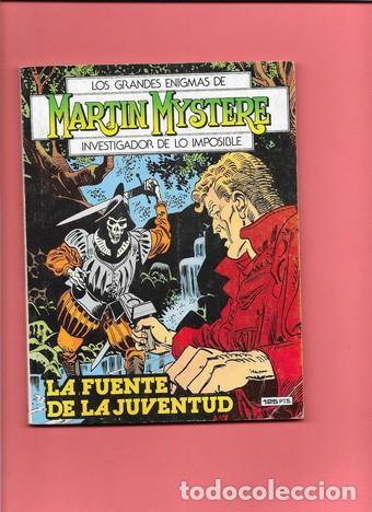 MARTIN MYSTERE NUMERO 8 LA FUENTE DE LA JUVENTUD (Tebeos y Comics - Zinco - Otros)