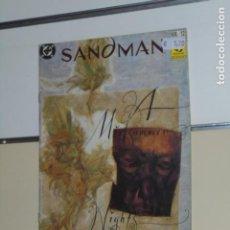 Comics: SANDMAN Nº 12 NEIL GAIMAN - ZINCO. Lote 197863012