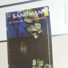 Comics: SANDMAN Nº 7 LA CASA DE MUÑECAS 5ª PARTE NEIL GAIMAN - ZINCO. Lote 197863852