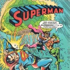 Cómics: ALBUM SUPERMAN NUMERO 3. BRUGUERA. CON AQUAMAN. COLOR. 60 PAGINAS. Lote 197864697