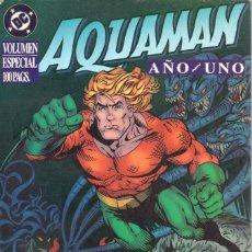 Cómics: AQUAMAN AÑO UNO. 100 PAGINAS. EDICIONES ZINCO. Lote 197865121