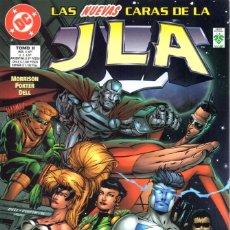 Cómics: GRANT MORRISON.JLA. LIGA DE LA JUSTICIA 2.EL NUEVO EQUIPO. RUSTICA. EDITORIAL VID. Lote 197867232