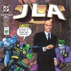 Cómics: GRANT MORRISON.JLA. LIGA DE LA JUSTICIA 5.EL NUEVO EQUIPO. RUSTICA. EDITORIAL VID. Lote 197867305