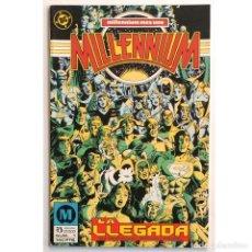 Cómics: MILLENIUM Nº 1 / LA LLEGADA / DC / ZINCO 1988 (STEVE ENGLEART & JOE STANTON). Lote 197912052