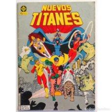Cómics: NUEVOS TITANES VOL 1 Nº 1 / DC / ZINCO 1984 (MARV WOLFMAN & GEORGE PEREZ). Lote 197918576