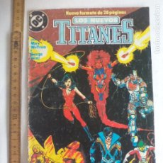Cómics: LOS NUEVOS TITANES. Nº 1 . Lote 197923256