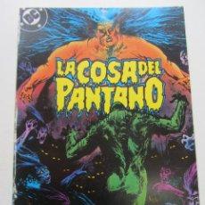 Comics: LA COSA DEL PANTANO Nº 3 AMERICAN GOTHIC ZINCO MUCHOS MAS EN VENTA MIRA TUS FALTAS CX46. Lote 197940443