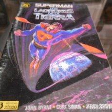 Cómics: SUPERMAN LOS LADRONES DE LA TIERRA . Lote 197944990