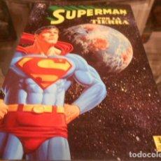 Cómics: SUPERMAN POR LA TIERRA. Lote 197945071