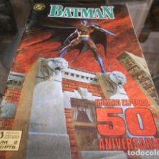 Cómics: BATMAN 50 ANIVERSARIO - ZINCO N 2 . Lote 197945362