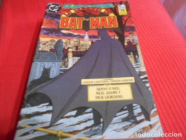CLASICOS DC - BATMAN N 3 (Tebeos y Comics - Zinco - Otros)