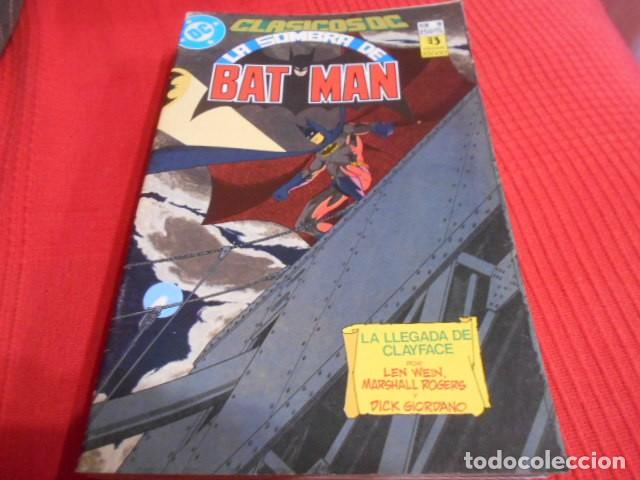CLASICOS DC - BATMAN N 9 (Tebeos y Comics - Zinco - Otros)