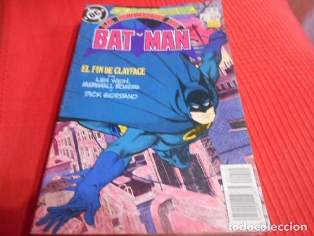CLASICOS DC - BATMAN N 10 (Tebeos y Comics - Zinco - Otros)