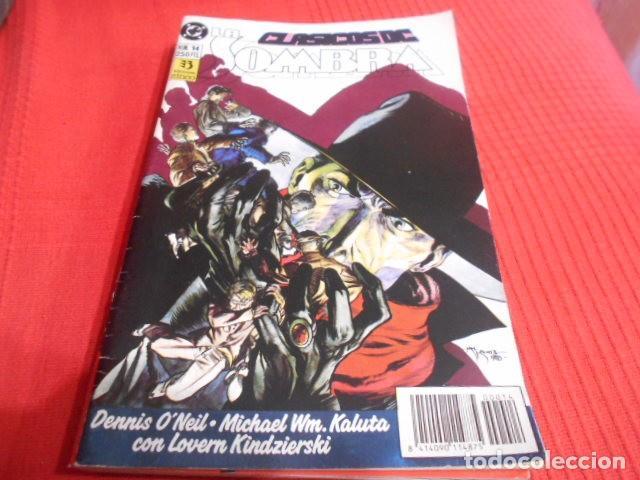 CLASICOS DC - LA SOMBRA N 14 (Tebeos y Comics - Zinco - Otros)