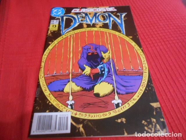 CLASICOS DC - DEMON N 25 (Tebeos y Comics - Zinco - Otros)