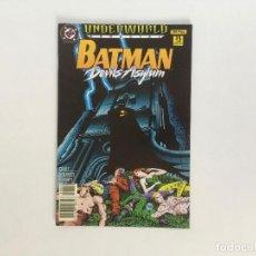 Cómics: BATMAN: DEVILS ASYLUM. ESPECIAL UNDERWORLD POR ALAN GRANT, BRIAN STELFREEZE Y RICK BURCHETT. ZINCO.. Lote 198140283