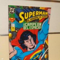 Comics: SUPERMAN EL HOMBRE DE ACERO Nº 10 - ZINCO. Lote 198149113