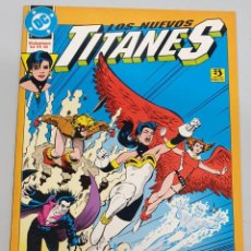 Cómics: LOS NUEVOS TITANES : CAOS TOTAL VOLUMEN UNO DC - ZINCO. Lote 198342051