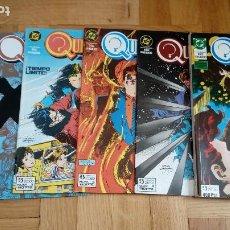 Comics: QUESTION -LOTE: 7 PRIMEROS NÚMEROS-(ZINCO 1988). Lote 198353931