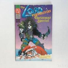 Comics: LOBO PARAMILITARY CHRISTMAS SPECIAL (LOBO ESPECIAL NAVIDAD PARAMILITAR) DE GIFFEN, GRANT Y BISLEY.. Lote 198415122