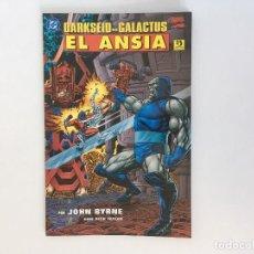 Cómics: DARKSEID VS GALACTUS: EL ANSIA DE JOHN BYRNE. ZINCO.. Lote 198415956