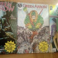 Cómics: GREEN ARROW -COMPLETA- 12 NUM. (ZINCO). Lote 198416212