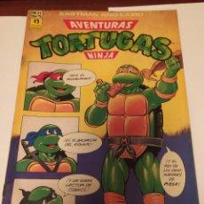Cómics: CIMIC AVENTURAS TORTUGAS NINJA N'44, 150PTS. Lote 198481112