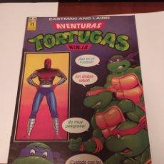 Cómics: COMIC AVENTURAS TORTUGAS NINJA N'48, 150PTS. Lote 198483675