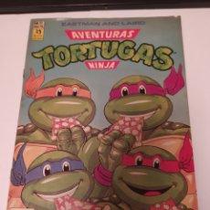 Cómics: COMIC AVENTURAS TORTUGAS NINJA N'32, 150PTS. Lote 198483822