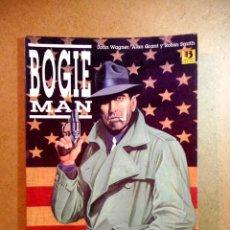 Cómics: BOGIE MAN : EL PROYECTO MANHATTAN. Lote 198493320