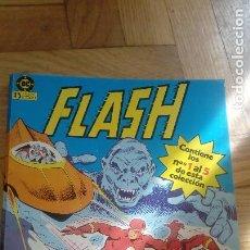 Cómics: FLASH RETAPADO CONTIENE LOS NÚMEROS DEL 1 AL 5. Lote 198569043