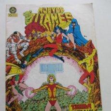 Comics: NUEVOS TITANES VOL I Nº 28 1985 - ZINCO MUCHOS MAS A LA VENTA , MIRA TUS FALTAS CX48. Lote 198594908