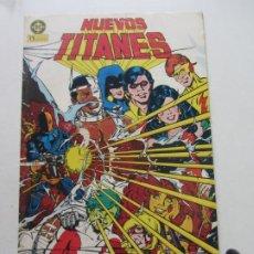 Comics: NUEVOS TITANES VOL I Nº 31 1985 - ZINCO MUCHOS MAS A LA VENTA , MIRA TUS FALTAS CX48. Lote 198595061
