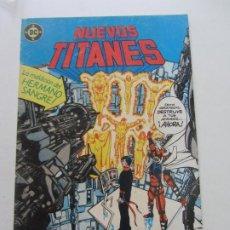 Comics : NUEVOS TITANES VOL I Nº 36 1985 - ZINCO MUCHOS MAS A LA VENTA , MIRA TUS FALTAS CX48. Lote 198601617