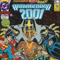 Cómics: ARMAGEDDON 2001 - NºS 1 AL 13 - ZINCO . Lote 198610526