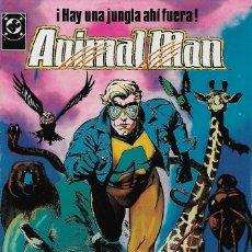 Cómics: ANIMAL MAN NºS 1 AL 8 - ZINCO. Lote 198611831