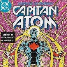 Cómics: CAPITAN ATOM NºS 1 AL 9 - ZINCO. Lote 198612303
